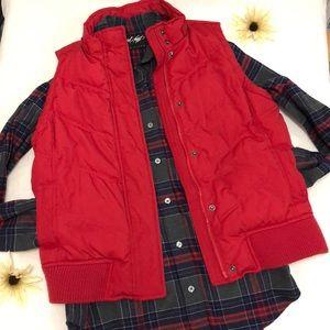 Gap~Puffer Vest